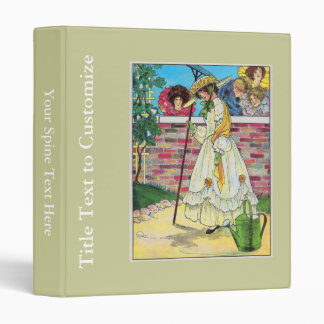 Mary, Mary, quite contrary Binder