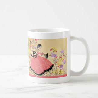 Mary, Mary, Quite Contrary Coffee Mug
