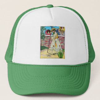 Mary, Mary, quite contrary Trucker Hat