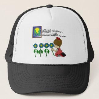 Mary Mary Trucker Hat