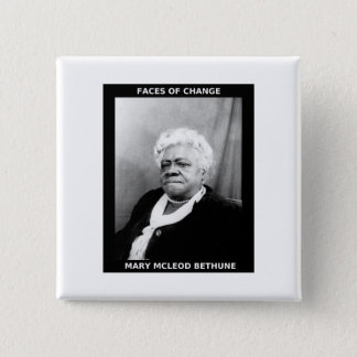 Mary McLeod Bethune Pinback Button