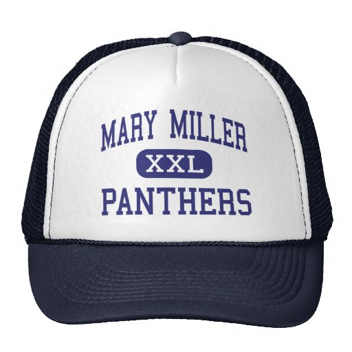 Mary Miller - Panthers - Junior - Georgetown Trucker Hat