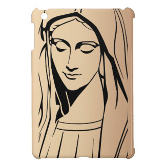 Mary Mother Of Jesus  iPad Mini Case