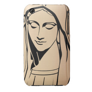 Mary Mother Of Jesus iPhone 3 Case