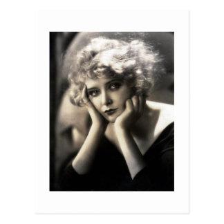 Mary Nolan, 1920 Postcard