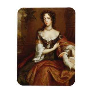 Mary of Modena (1658-1718), c.1685 (oil on canvas) Rectangular Photo Magnet