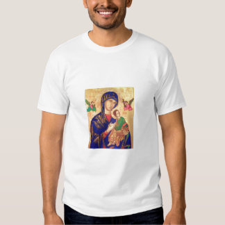 Mary Our Lady of Perpetual Help Shirts