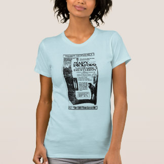 Mary Pickford Little Lord 1922 movie ad Shirt