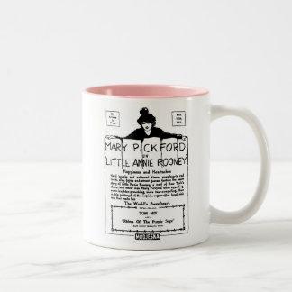 Mary Pickford pequeño Annie Rooney 1925 Tazas