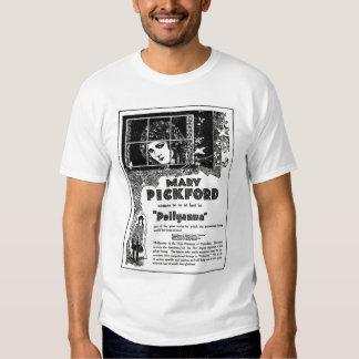 Mary Pickford Pollyanna vintage newspaper ad Shirt