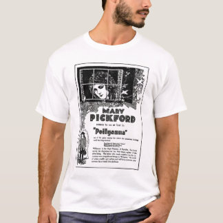 Mary Pickford Pollyanna vintage newspaper ad T-Shirt