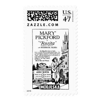 Mary Pickford Rosita 1924 Postage