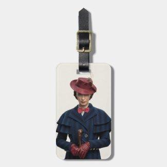 Mary Poppins Bag Tag