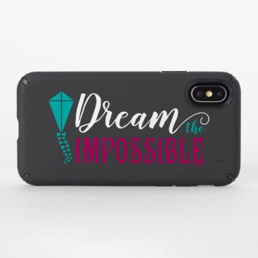 Mary Poppins   Dream the Impossible Speck iPhone XS Case
