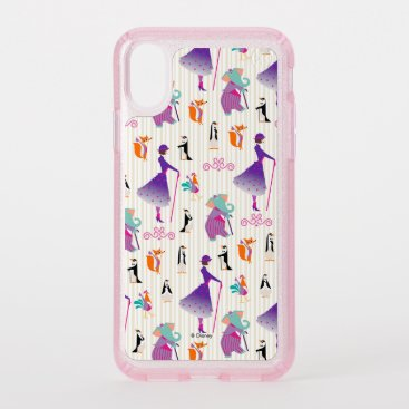 Mary Poppins & Friends Striped Pattern Speck iPhone XS Case