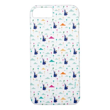 Mary Poppins | Magic Fills the Air Pattern iPhone 8/7 Case