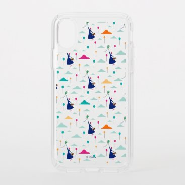 Mary Poppins | Magic Fills the Air Pattern Speck iPhone XS Case