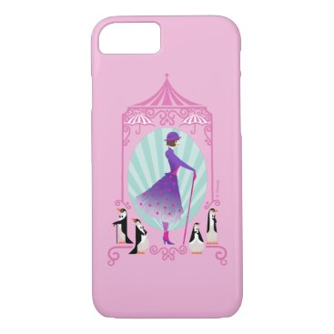 Mary Poppins & Penguins iPhone 8/7 Case