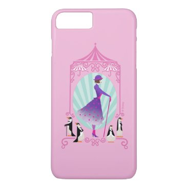 Mary Poppins & Penguins iPhone 8 Plus/7 Plus Case