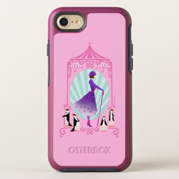 Mary Poppins & Penguins OtterBox Symmetry iPhone 8/7 Case