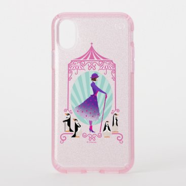 Mary Poppins & Penguins Speck iPhone XS Case