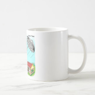 Mary Poppins Umbrella Funny Gifts Tees Etc Coffee Mug