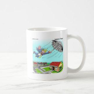 Mary Poppins Umbrella Funny Gifts Tees Etc Classic White Coffee Mug