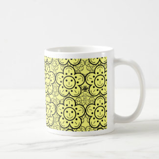 Mary Quad Classic White Coffee Mug
