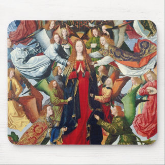 Mary, Queen of Heaven, c. 1485- 1500 Mouse Pad
