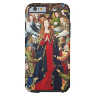 Mary, Queen of Heaven, c. 1485- 1500 Tough iPhone 6 Case