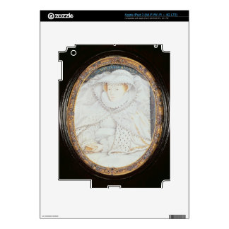 Mary Queen of Scots (1542-87) as a Widow iPad 3 Skin