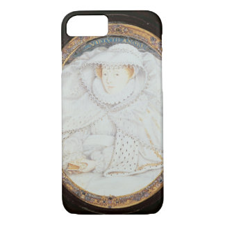 Mary Queen of Scots (1542-87) as a Widow iPhone 7 Case