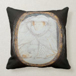Mary Queen of Scots (1542-87) as a Widow Pillow