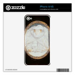 Mary Queen of Scots (1542-87) as a Widow Decal For The iPhone 4