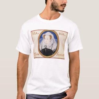 Mary Queen of Scots (1542-87) (gouache on vellum) T-Shirt