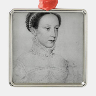 Mary Queen of Scots 1559 Christmas Tree Ornaments