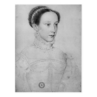 Mary Queen of Scots, 1559 Postcard