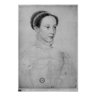 Mary Queen of Scots, 1559 Poster