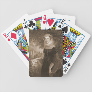 Mary Queen of Scots 1852 Playing Cards