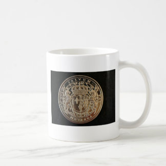 MARY QUEEN OF SCOTS ANCIENT COIN COFFEE MUGS