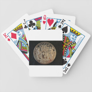MARY QUEEN OF SCOTS ANCIENT COIN CARD DECKS