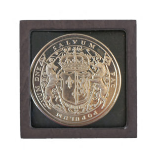 MARY QUEEN OF SCOTS ANCIENT COIN PREMIUM GIFT BOX