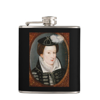 Mary Queen of Scots Flask