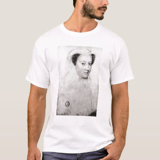 Mary, Queen of Scots  in white mourning, 1560 T-Shirt