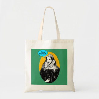 Mary Queen of Scots Indy Yes Keep the Heid Tote