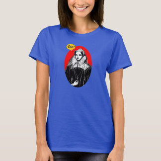 Mary Queen of Scots Indy Yes T-Shirt