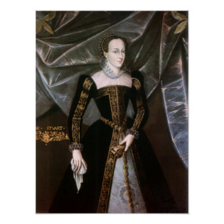 Mary Queen of Scots Print