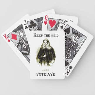 Mary Queen of Scots Scottish Independence Cards Card Deck