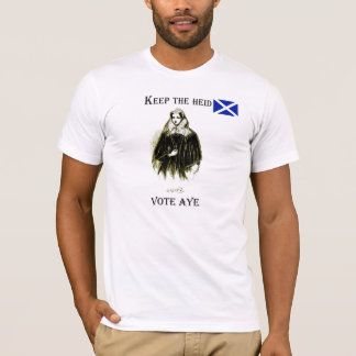 Mary Queen of Scots Scottish Independence Tee
