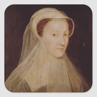 Mary Queen of Scots Stickers